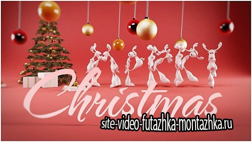 Rudolphs Christmas Greetings - Project for After Effects (Videohive)
