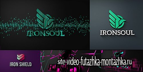 Projection Mapping | Logo Reveal Pack - Project for After Effects (Videohive)