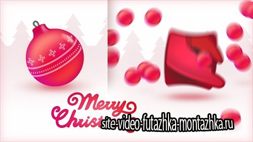 16 Christmas Toys Logo Openers - Project for After Effects (Videohive)