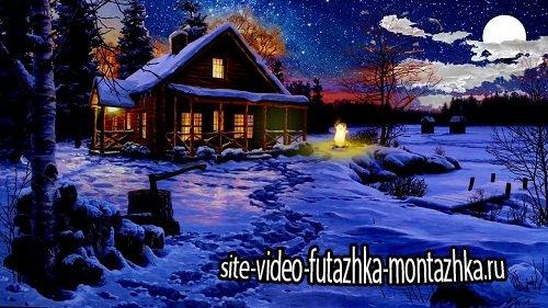 Проект ProShow Producer - Зимняя сказка