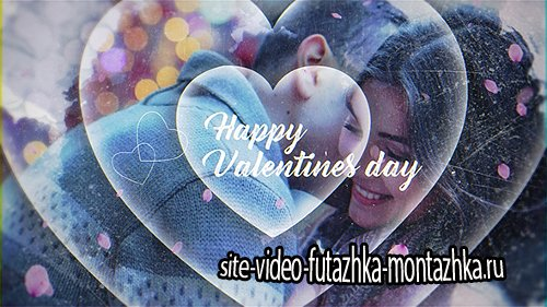 Happy Valentines - Project for After Effects (Videohive)