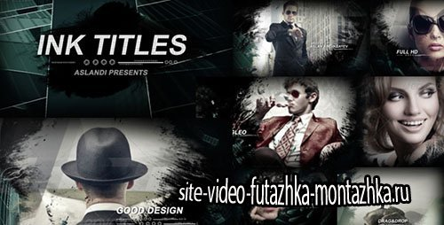 Ink Titles 15286315 - Project for After Effects (Videohive)