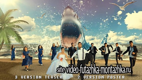 Wedding Day Fantasy Poster Teaser Maker - Project for After Effects (Videohive)