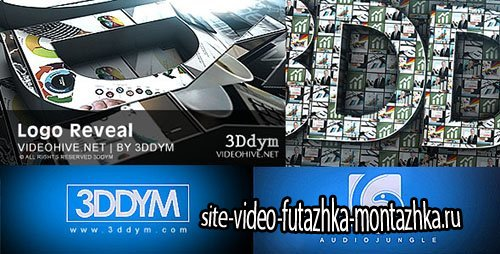 Corporate Logo Reveal - Project for After Effects (Videohive)