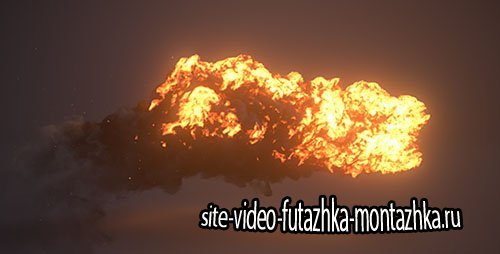 Firestorm Reveal III - Project for After Effects (Videohive)