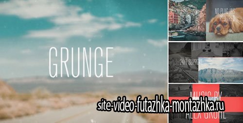Dynamic Grunge Opener - Project for After Effects (Videohive)