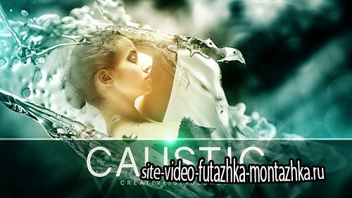 Caustic - Project for After Effects (Videohive)