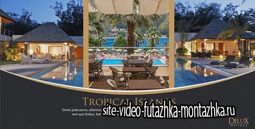 Luxury Hotel Slides - Project for After Effects (Videohive)
