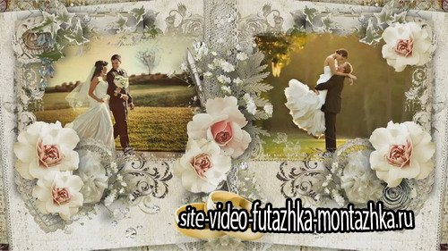 Проект ProShow Producer - Wedding PSP