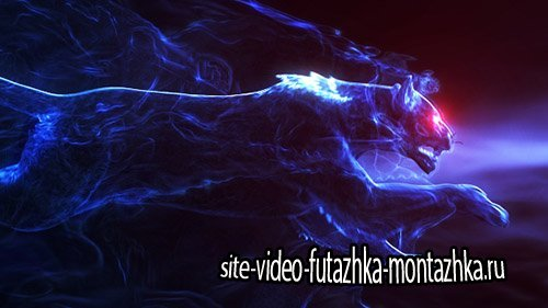 Panther | Dark Smoke Reveal - Project for After Effects (Videohive)