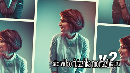 Dynamic Slides - Project for After Effects (Videohive)
