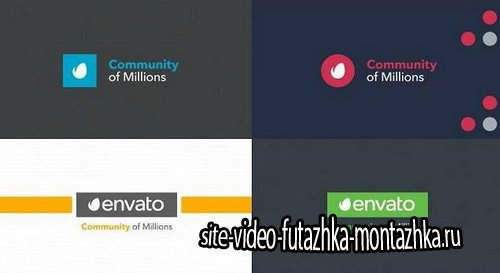 Corporate Logo Pack - Project for After Effects