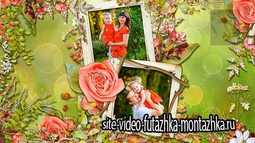 Стили для семейного фото из рамочек для ProShow Producer
