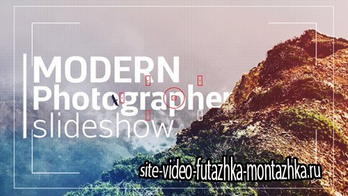 Modern Photographer Slideshow Opener - Project for After Effects (Videohive)