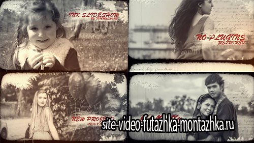 Ink Slideshow 19245273 - Project for After Effects (Videohive)