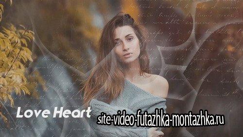 Проект ProShow Producer - Love Heart Slideshow
