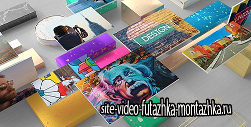 Stylish Photo Gallery Slideshow - Project for After Effects (Videohive)