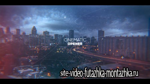 Cinematic Inspirational Parallax Opener   Slideshow - Project for After Effects (Videohive)