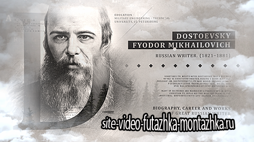 Double Exposure History Opener - Project for After Effects (Videohive)