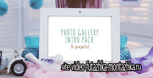 Photo Gallery Intro Pack - Project for After Effects (Videohive)