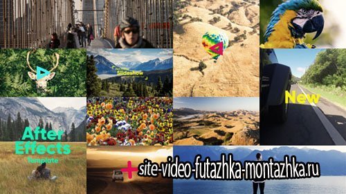 The Slideshow 19602605 - Project for After Effects (Videohive)