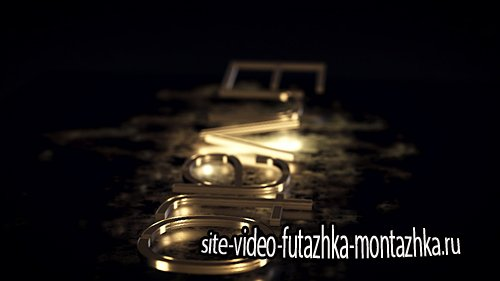 Gold Logo - Project for After Effects (Videohive)
