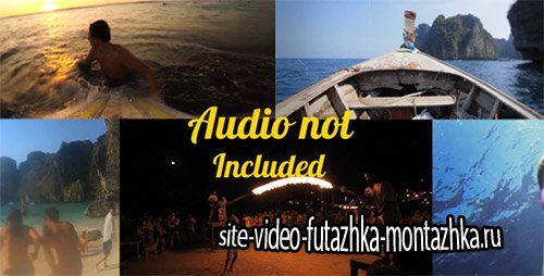 Summer Holiday II - Project for After Effects (Videohive)