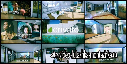 Elegant Ambient Slideshow - Project for After Effects (Videohive)