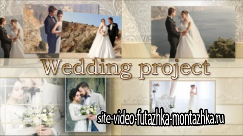 Wedding project-проект для ProShow Producer