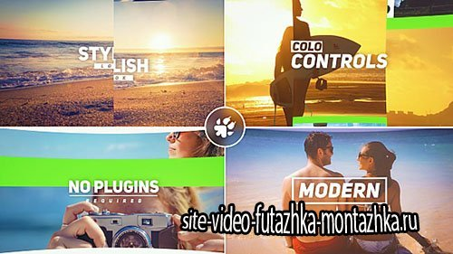 Simple Opener 19250756 - Project for After Effects (Videohive)