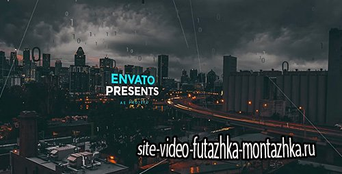 Slideshow Technology - Project for After Effects (Videohive)