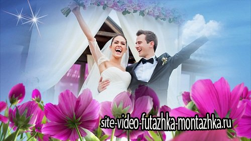 Свадебные Цветы / Wedding flowers - Project ProShow Producer