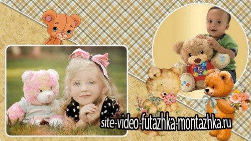 Проект ProShow Producer - My Teddy Bear