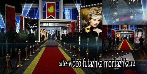 Red Carpet 8163827- Project for After Effects (Videohive)