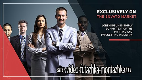 Corporate Promotion Video - Project for After Effects (Videohive)