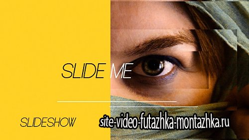 Slide Me | Dynamic Slideshow - Project for After Effects (Videohive)