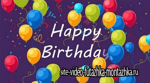 Intro Happy Birthday - After Effects Template
