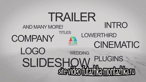 Intro/Outro Logo - After Effects Template