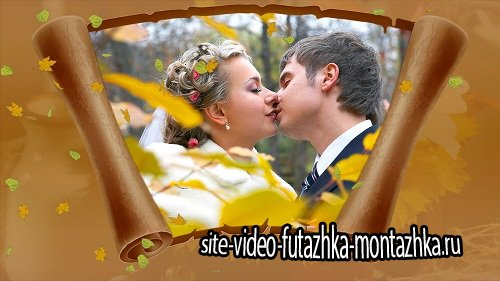 Autumn moments - Проект ProShow Producer