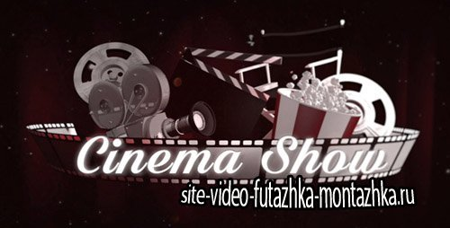 Cinema/Movie Broadcast Package - Project for After Effects (Videohive)