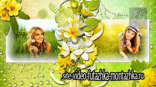 Лимонадное лето - летние стили для ProShow Producer (2 часть)