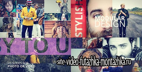 Dynamic Stylish Opener 19375341 - Project for After Effects (Videohive)
