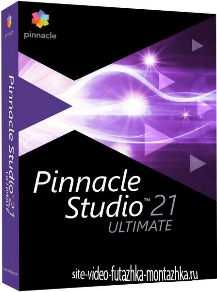 Pinnacle Studio Ultimate 21.0.1.110 + Content (MULTi/RUS/2017)