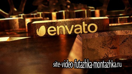 Gear - 3D Logo - Project for After Effects (Videohive)