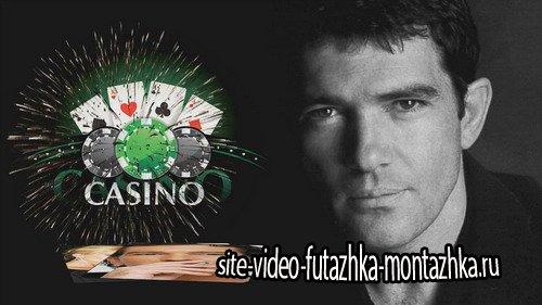 """Мужской проект ProShow Producer - """"Казино"""""""