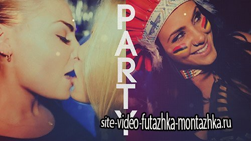 Party Slideshow - Project for After Effects (Videohive)