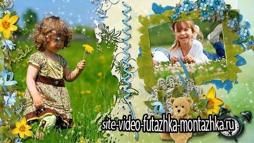 Веселое лето - детский проект для ProShow Producer