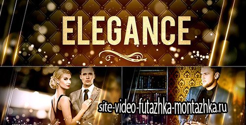 Elegance - Project for After Effects (Videohive)