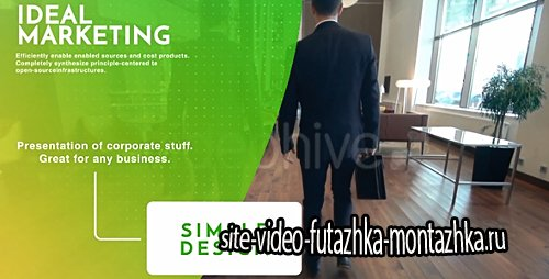Corporate Slides 5 - Project for After Effects (Videohive)