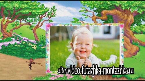 Проект ProShow Producer - Projeto Infantil